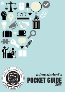 Law Students' Pocket Guide 2015