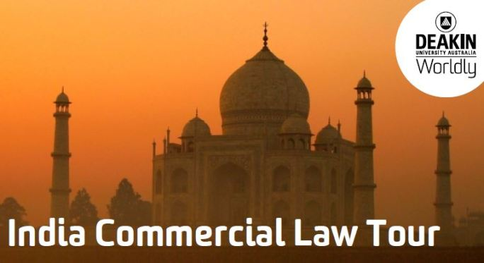 INDIA COMMERCIAL LAW TOUR-1