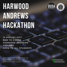 Harwood Andrews Hackathon