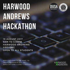 Harwood Andrews Hackathon