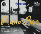 piano bar fb post