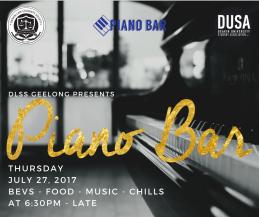 piano bar fb post