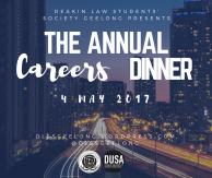 careers dinner post
